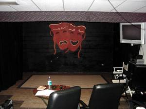 Casting Room Stage